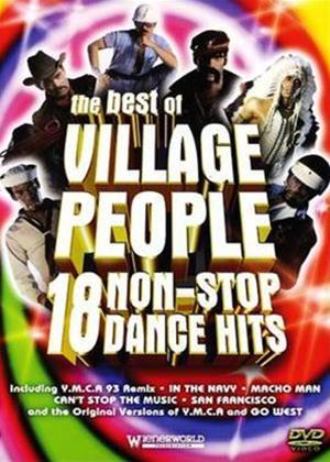 Village People: The Best of The Village People Online DVD Rental