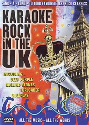 Rent Karaoke: Rock in the UK Online DVD Rental