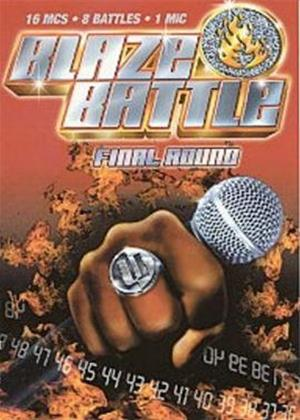 Rent Blaze Battle: Final Round Online DVD Rental