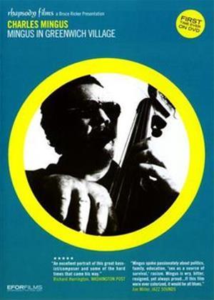 Rent Charles Mingus: Mingus in Greenwich Village Online DVD Rental