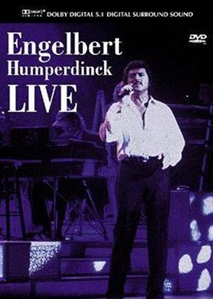 Rent Engelbert Humperdinck: Live in Concert Online DVD Rental