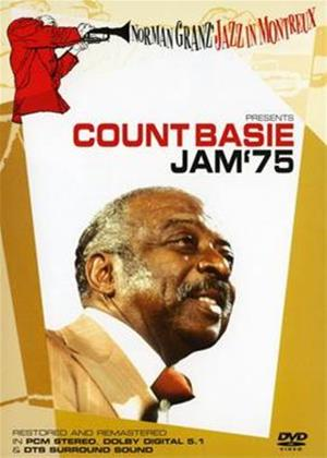 Rent Count Basie Jam '75 Online DVD Rental