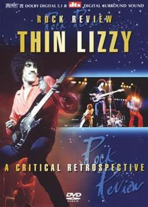 Thin Lizzy: Rock Review Online DVD Rental