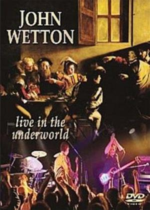 John Wetton: From the Underworld Online DVD Rental