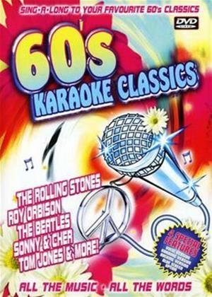 Rent 60's Karaoke Classics Online DVD Rental