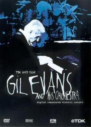 Rent Gil Evans and His Orchestra Online DVD Rental