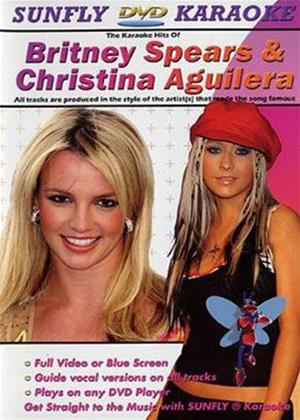 Rent Sunfly Karaoke: Britney Spears and Christina Aguilera Online DVD Rental