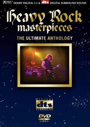 Heavy Rock Masterpieces Online DVD Rental