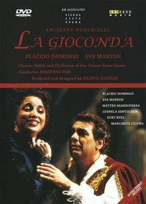 Rent Amilcare Ponchielli: La Gioconda: Placido Domingo Online DVD Rental