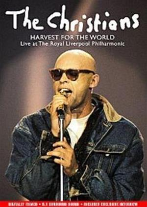 The Christians: Live at the Royal Liverpool Philarmonic: Harvest for the World Online DVD Rental