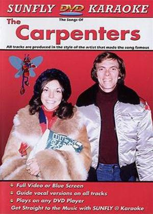 Rent Carpenters Karaoke Online DVD Rental