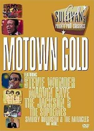 Rent Ed Sullivan: Motown Gold Online DVD Rental