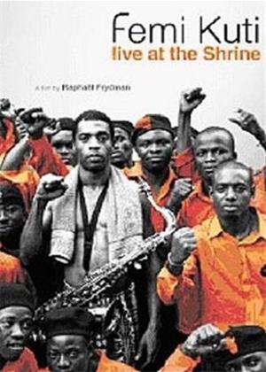 Rent Femi Kuti: African Shrine Online DVD Rental