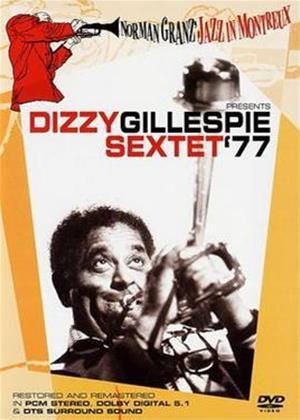 Dizzy Gillespie: Sextet '77: Norman Granz Jazz in Montreux Online DVD Rental