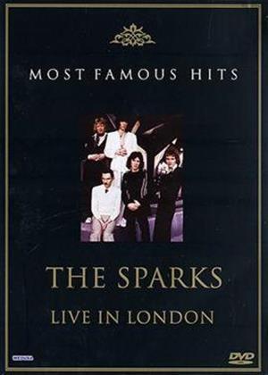 Sparks: Live in London Online DVD Rental