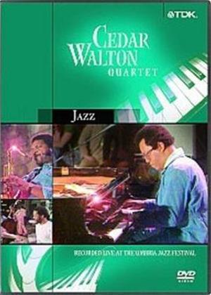 Rent Cedar Walton Quartet: Live at the Umbria Jazz Festival Online DVD Rental
