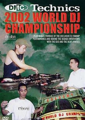 Rent Technics World Team DJ Championships Online DVD Rental