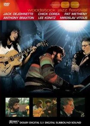 Rent Woodstock Jazz Festival Online DVD Rental