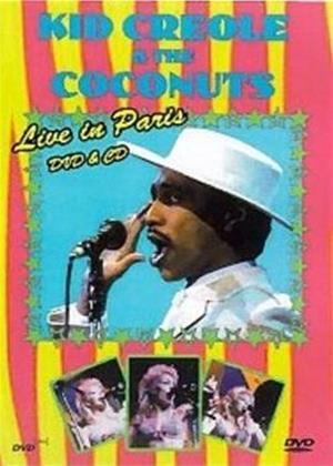 Rent Kid Creole and the Coconuts: In Paris Online DVD Rental