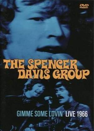Rent The Spencer Davis Group: Gimme Some Lovin': Live 1966 Online DVD Rental