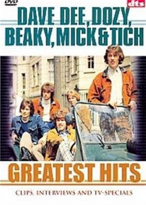 Rent Dave Dee, Dozy, Beaky, Mick and Titch: Greatest Hits Online DVD Rental