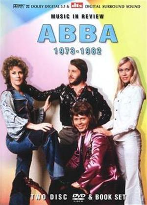 Abba: Music in Review 1973-1982 Online DVD Rental