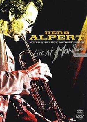 Herb Alpert: Live at Montreux Online DVD Rental