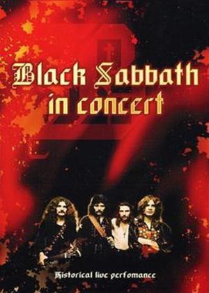 Rent Black Sabbath: In Concert Online DVD Rental