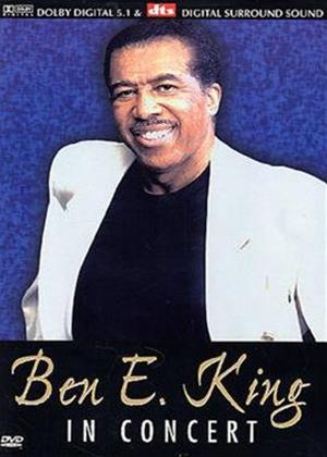 Rent Ben E. King: Live: The Jazz Channel Presents Online DVD Rental