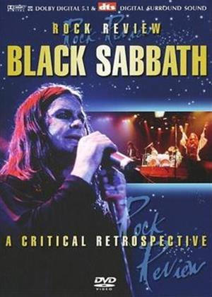 Black Sabbath: Rock Review Online DVD Rental