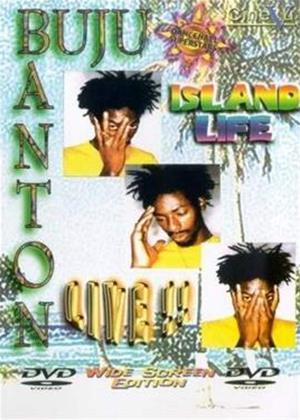 Buju Banton: Island Life: Live Online DVD Rental