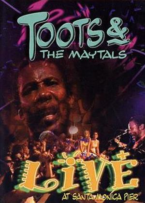Rent Toots and the Maytals: Live at Santa Monica Pier Online DVD Rental