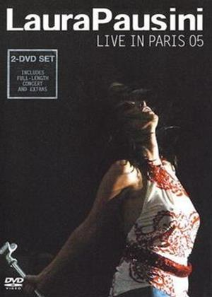 Laura Pausini: Live in Paris 05 Online DVD Rental