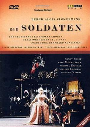 Rent Zimmerman: Die Soldaten Online DVD Rental