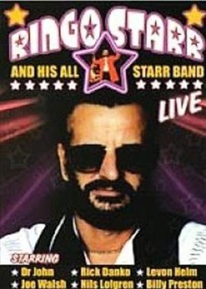Ringo Starr and His All Starr Band: Live Online DVD Rental