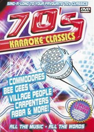 Rent 70's Karaoke Classics Online DVD Rental
