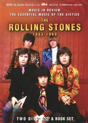 The Rolling Stones: Music in Review Online DVD Rental