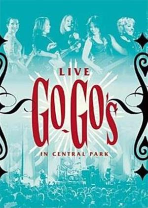 The Go-Gos: Live from Central Park Online DVD Rental