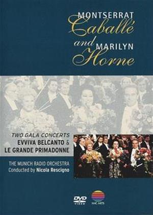 Rent Montserrat Caballe and Marilyn Horne: In Concert Online DVD Rental