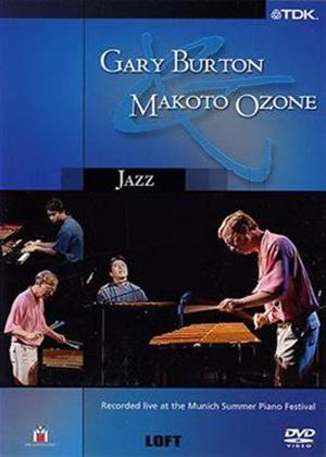 Gary Burton and Makoto Ozone: Live at the Munich Summer Piano Online DVD Rental