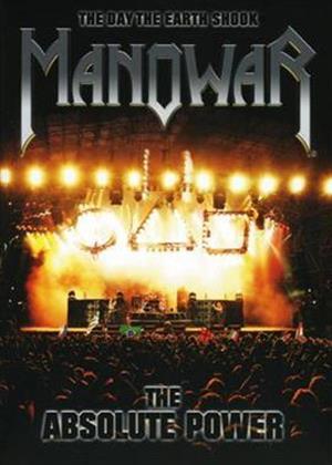 Manowar: Live at Earth Shaker Fest 2005 Online DVD Rental