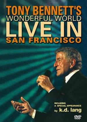 Rent Tony Bennett: Wonderful World: Live in San Francisco Online DVD Rental