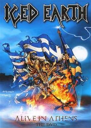 Iced Earth: Alive in Athens Online DVD Rental