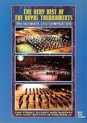 Rent The Very Best of The Royal Tournaments: The Ultimate DVD Compilation Online DVD Rental