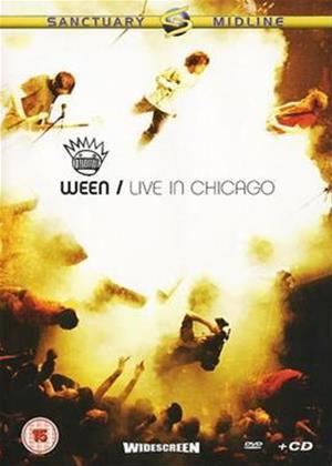 Rent Ween: Live in Chicago Online DVD Rental