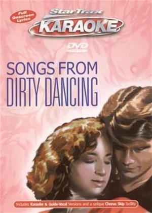 Rent Startrax Karaoke: Dirty Dancing Online DVD Rental