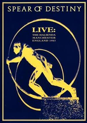 Rent Spear of Destiny: Live at the Hacienda Online DVD Rental