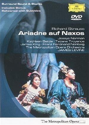 Richard Strauss: Ariadne Auf Naxos: Metropoliten Opera Online DVD Rental