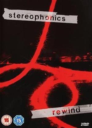 Rent Stereophonics: Rewind Online DVD Rental