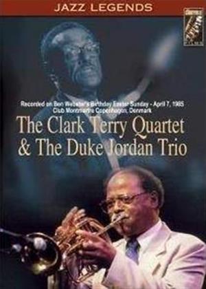 Rent Clark Terry Quartet and Duke Jordan Trio Online DVD Rental